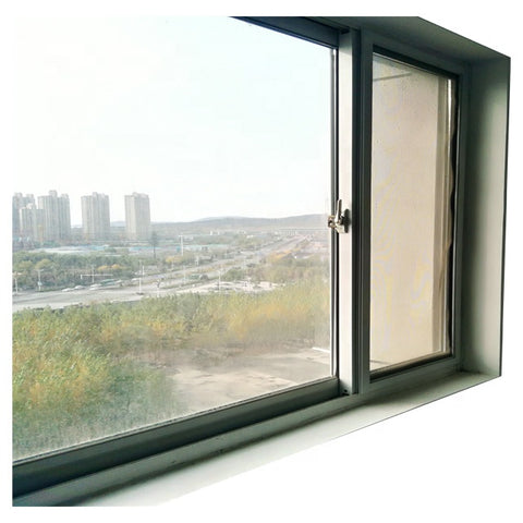 Free design door-to-door installation Manufacturer Wholesale New Energy Saving double glazed aluminium windows on China WDMA