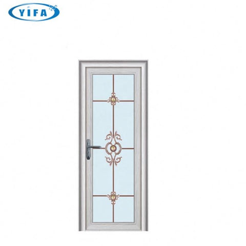 French Style Front Designs Aluminum Glass Casement Doors on China WDMA