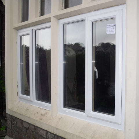 Gaoming glass casement window/steel casement window jalousie windows/hand operated crank casement window on China WDMA