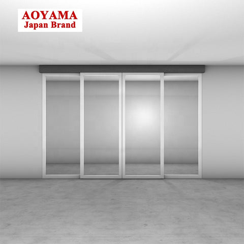 Glass Automatic Sliding Doors Entrance glass sliding door system on China WDMA
