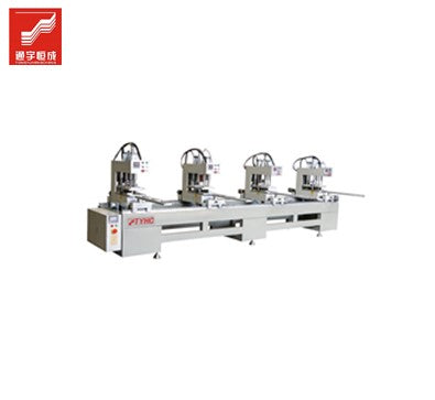 Good Aluminum Sliding Window Milling Machine With Lowest Price