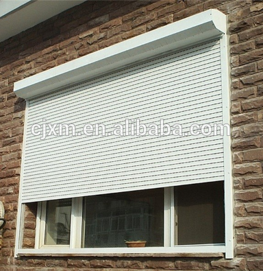 Good Quality roller shutter Integrated Window-shutter Roller Shutter Window on China WDMA