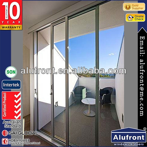 Guangzhou Manufacturer UPVC frame interior french doors sliding on China WDMA