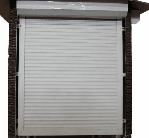 Guangzhou electric roller shutter windows, new iron grill window door designs on China WDMA