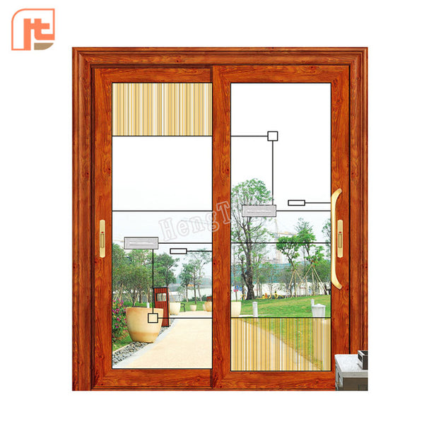 customized heavy duty hydraulic sliding door lifting system sliding hotel Automatic door slip on China WDMA