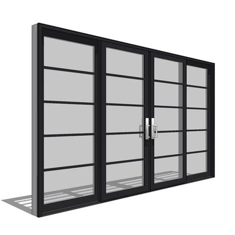 3 panel aluminium doors kitchen sliding door sliding glass patio door with grills design