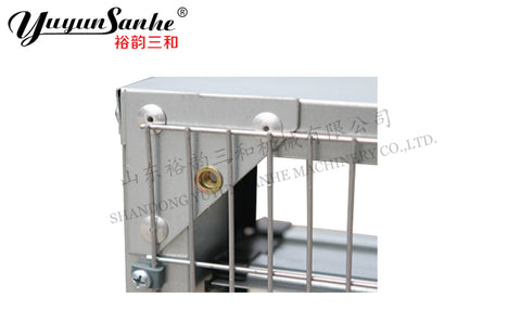 YUYUN SANHE Manual /Automatic ventilation Shutter Louver for poultry house/greenhouse/Factory on China WDMA