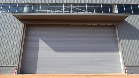 Top quality aluminium steel rolling shutter door with CE ISO9001 ISO14001 ISO45001 on China WDMA