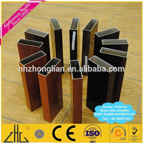 HOT! Gold factory of Aluminium Sliding Glass windows and doors /sliding wardrobe doors profiles /types of Aluminum Doors factory on China WDMA