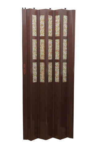 Professional manufacturer plastic concertina folding doors sliding door on China WDMA
