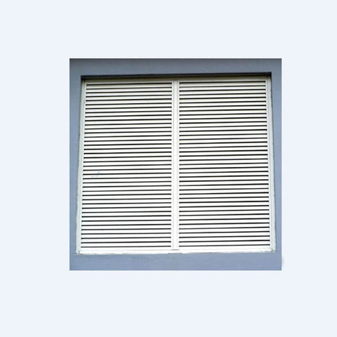 Hardness Exterior Window Accordion Hurricane Shutter on China WDMA