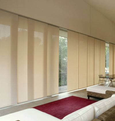 Sliding Glass Doors Internal Blinds Panel Track Blinds for Sale on China WDMA