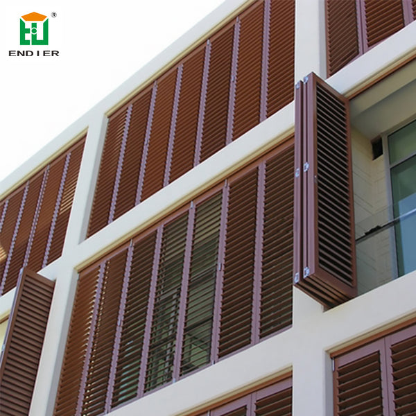 foshan louver shutters panel blade window bathroom aluminium frame adjustable louvre shutter windows on China WDMA