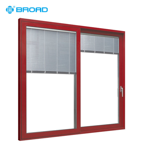 American style external aluminum security doors sliding doors for hotel on China WDMA