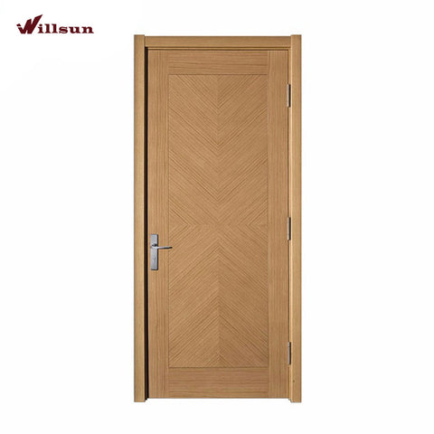 Customized Size Interior Mdf Exterior Carved Wood Triple Sliding Closet Door on China WDMA