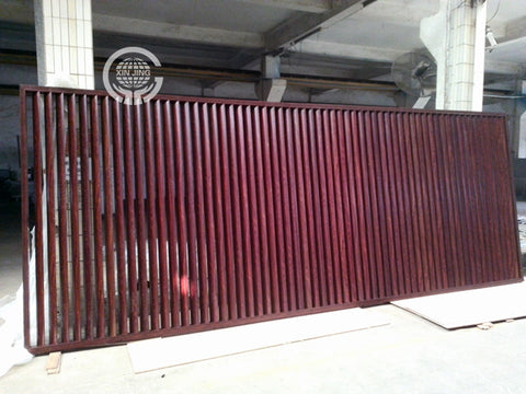 Window louver powder coated aluminum louvers high quality outdoor shutters on China WDMA