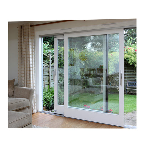 Heavy Duty Aluminum Air Tight Glass Sliding Door Large Lift Sliding Door on China WDMA