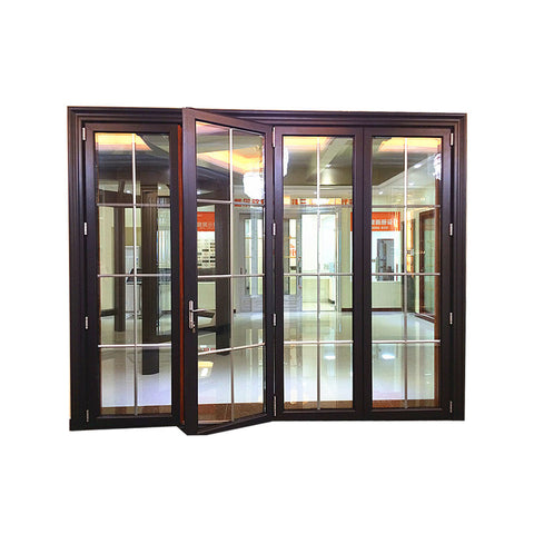 Heavy Duty Bifold Doors Sills For Balcony Doors Trackless Sliding Screen Aluminum Machine Aluminium Door Making on China WDMA