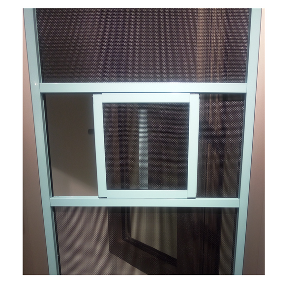 Hennesa High Security Anti-Theft Flexible Stainless Steel Window Screen on China WDMA