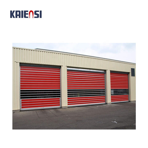 High Speed Aluminium Automatic Sliding Door/Roller Shutter Door Parts for Export on China WDMA