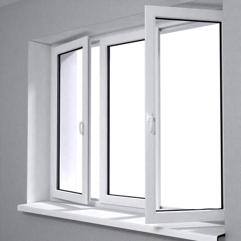 WDMA Noise Reduction Window - High quality Exterior noise reduction UPVC window factory price