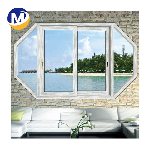 High quality aluminium sliding glass window sliding windows china factory cheap price on China WDMA