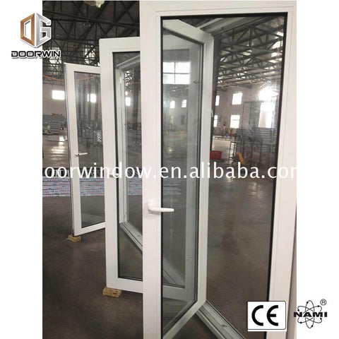 High quality cheap bi fold patio doors 6 panel bifolding exterior on China WDMA
