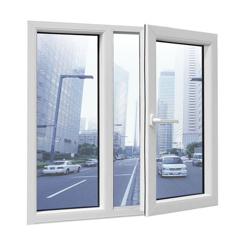 High quality make in China factory price aluminum double hurricane resistant windows and doors on China WDMA