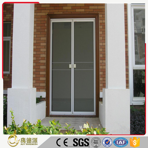 High quality stainless steel window and door security screen/security wire mesh for window on China WDMA