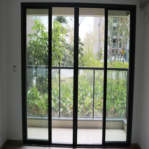 Hot New Decoration Custom Hotel Door Screen Color apartment screen door on China WDMA