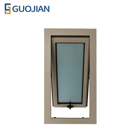 Hot Sale Hurricane proof Aluminum Awning Windows Design Aluminum window and door on China WDMA