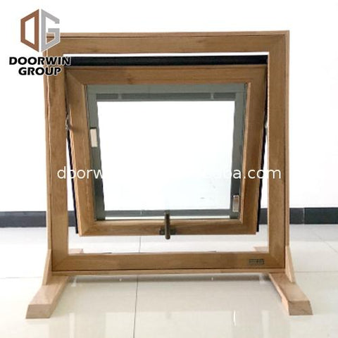Hot Sale breezeway louver windows bottom price awning window best shutters on China WDMA