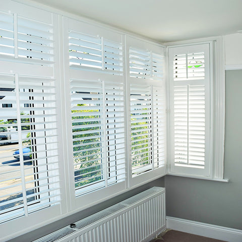 Hot sale customized exterior windows with glass shutters from china factory on China WDMA