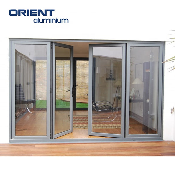 Hot sales aluminium doors on China WDMA