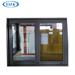 Hotsell chinese factory supplier aluminum cheap sliding window on China WDMA