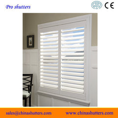 House Interior Wood Louver Shutter Doors on China WDMA