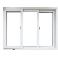 Hurricane Impact Double Glazed Vinyl Storm Casement Windows