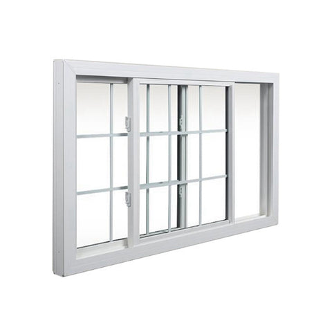Hurricane Proof Temper Double Glaze Glass Grill Design Aluminium Sliding Windows For Balcony on China WDMA