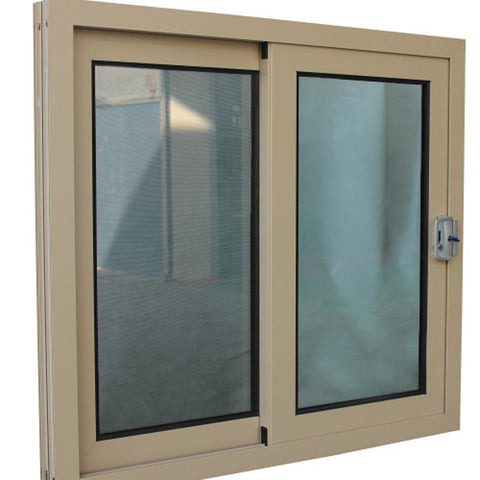 Hurricane proof impact window office glass sliding windows on China WDMA