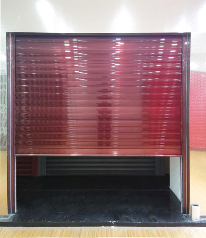 Industrial Hurricane Interior Store Front Security Indoor Roller Shutter on China WDMA