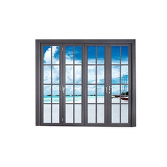 Industrial aluminum thermal break slide windows and doors on China WDMA