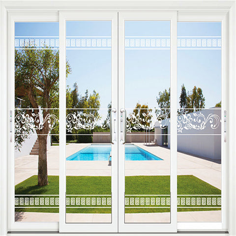 Interior Home Double Main Design Aluminium Hanging Factory Aluminum Glass Door Exterior Sliding Windows on China WDMA