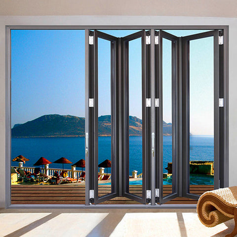 Interior Home Profile To Make And Windows Aluminium Bi Glass Sunroom With Doors Japanese Folding Door on China WDMA