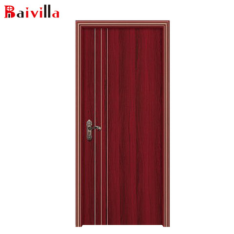 Interior PVC Flush Doors With Cheapest Prices on China WDMA