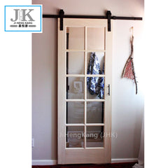 JHK- Blinds French Doors With Blinds Barn Door on China WDMA