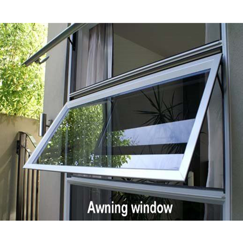 Laminated glass chinese supplier awning windows on China WDMA