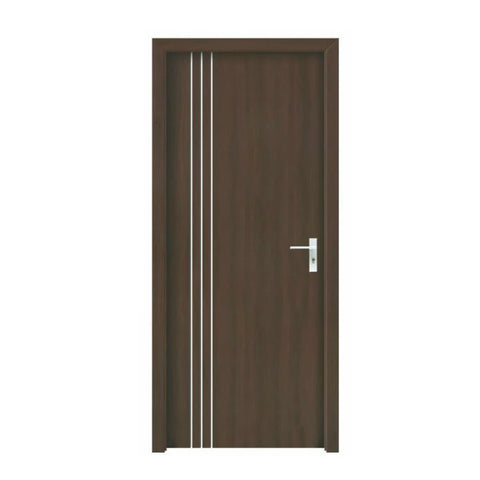 Latest Design Nice Cheap Glass MDF Wooden Door Interior Door Room Door on China WDMA