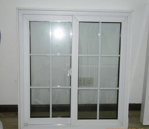 Latest upvc sliding window designs cheap price for house or villa on China WDMA