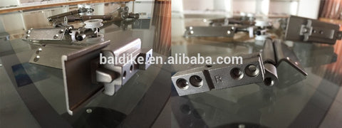 Low Price u groove sliding exterior folding door hardware on China WDMA