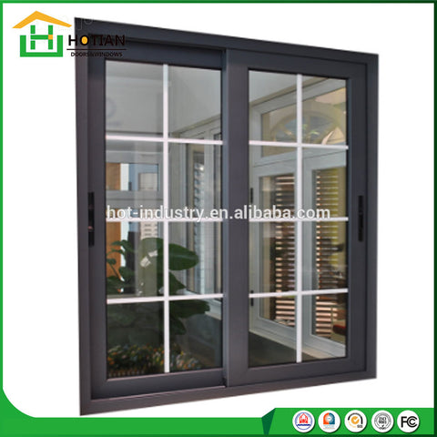 Low cost fashion type aluminium casement windows with top awning window price in pakistan on China WDMA